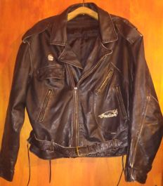 Indian - Motorcycle leather jacket - 2010