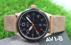 AVI-8 - Men's  - Flyboy - Watch - New & Perfect Condition