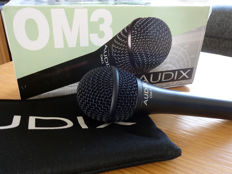 Audix OM3 dynamische microfoon