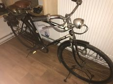 PowerPak - Auxiliary engine on Steyr army bicycle - circa 1950