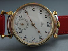 40. Omega men's marriage wristwatch 1923-1929