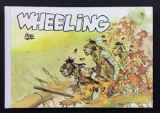 "Pratt, Hugo - hardcover volume ""Wheeling"", 1st edition (1972)"