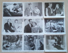 Vintage Movie photos / stills / lobby cards - Over 300 movie stills photos from movies and moviestars from the 1950s – Gregory Peck, Joan Fontaine, Clark Gable, Fred Astaire, James Cagney