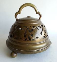 Bronze altar bell - The Netherlands - Ca. 1930