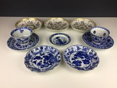 Lot of porcelain - China - 18th and 19th century