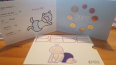 Portugal - Year pack 2007 (Baby set) with Euro coins