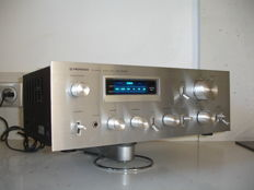 PIONEER SA-608 Blue Line integrated stereo vintage Hi-Fi amplifier from 1979