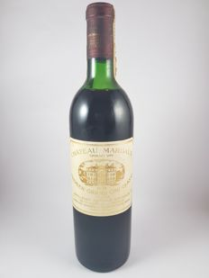 1972 Chateau Margaux, Margaux 1er Grand Cru Classé - 1 bottle