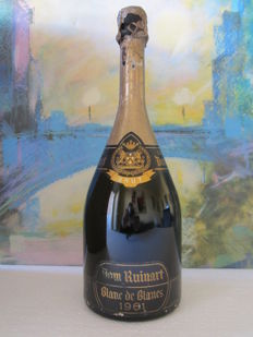 1961 Dom Ruinart blanc de blancs 75 cl 12° - 1 bottle