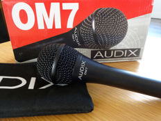 Audix OM7 dynamische microfoon