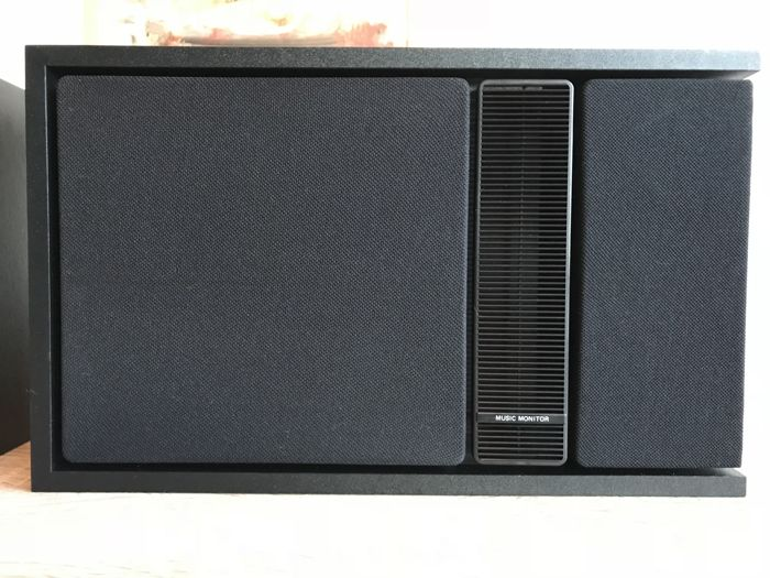 stereo speaker set by bose type 301 series 2 catawiki. Black Bedroom Furniture Sets. Home Design Ideas