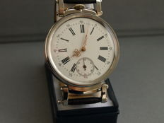 17. Ancre men's wristwatch between 1905-1910