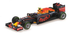 Minichamps - Scale 1/43 - Red Bull Racing TAG Heuer RB12 #33 3rd Place Brazilian GP 2016 - Max Verstappen