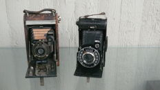 Collection: Kodak no. 1 Autographic Junior camera , Balda Juwella