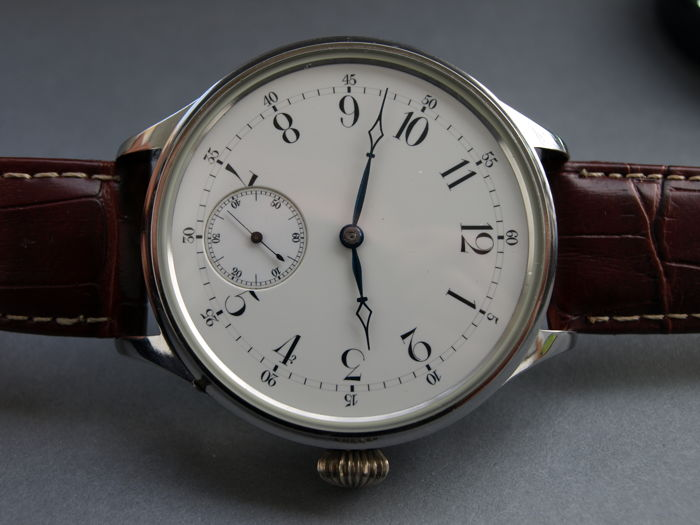 CH-Meylan-Leonville - microregulation made by Patek Philippe  - 39141 - Men - 1850-1900