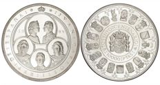 Spain - Juan Carlos I - 5th Centenary - 1898-10,000 pesetas, 1st series - Autonomous communities