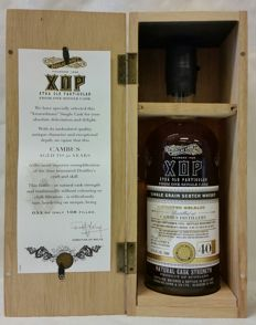 Cambus 1976 40 years old - Limited Release of Douglas Laing's XOP (Xtra Old Particular) - Closed Distillery - bottle 033 of only 108