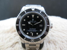 1984 ROLEX SEA DWELLER 16660 (TRIPLE 6) T25 DIAL