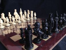 Vintage Chess King of Kings