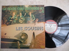 Rock 'N' Roll, Groups and Crooners, Various Artists - 17 LP's from the fifties- and early-sixties-stars