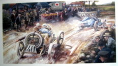 """Historical Race"" - Beautiful Details From This Race"