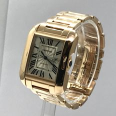 Cartier - Tank Anglaise 18K pink gold Large Model - W5310003 - Unisex - 2011-present