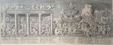 Jaspar Isaac (Frence 1585 active - 1654) - Description of the Ancient Romans - 17th century
