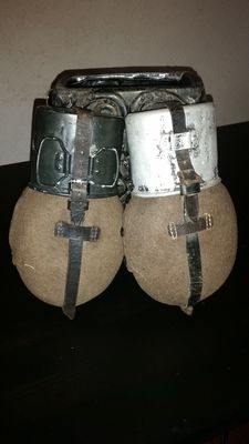 2 complete German canteen WW2
