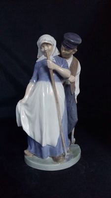 Christian Thomsen for Royal Copenhagen - Porcelain sculpture no. 1300