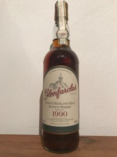 Glenfarclas 1990 The family malt collection