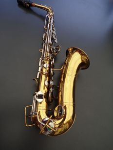 Selmer Bundy I alto saxophone, 1978, great player