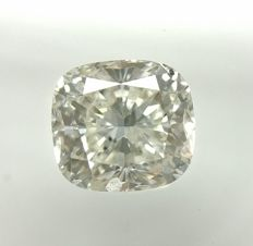 0.83 ct Cushion cut diamond G SI1  -No Reserve
