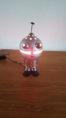 Satco – Space age Robot lamp