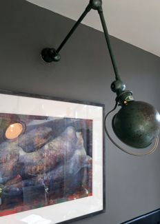 Jean-Louis Domecq  for Jielde - 2-armed wall and desk lamp.