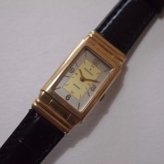 Movado - gold plated ladies dress watch c.1980/90s