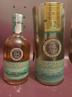 Bruichladdich 12 Years Second Edition