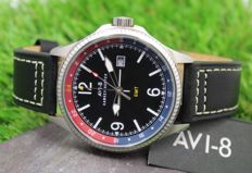 AVI-8 - Men's Hawker Hunter GMT - Watch - New & Perfect Condition