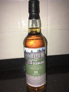 The Daily Dram - 19 years old - Distilled in Speyside