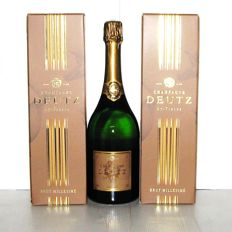 2012 Champagne Deutz Brut Millesimé - lot 3 bouteilles (75cl) in gift box