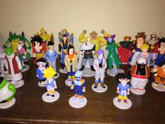 Dragonball, 56 action figures