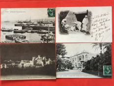 French Algeria - Fine selection of 87 postcards 1900 - 1930