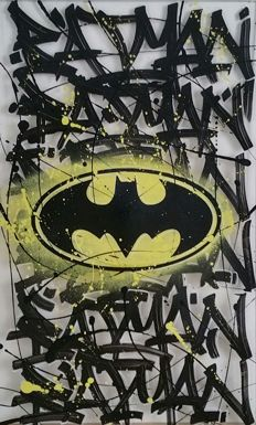 TOPHE - Batman Was Here