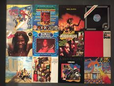 Lot of 11 Reggae albums & 1 maxi single; UB40, Bob Marley & the Wailers, Rita Marley, Peter Tosh and others