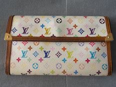 Louis Vuitton - Limited Edition - Trésor Murakami Wallet - *No Minimum Price*