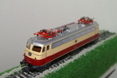 Roco H0 - 43792 - Electric locomotive BR 112 of the DB.