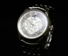 Oris Artelier Series - Complication Moonphase - Heren polshorloge - 2011-heden