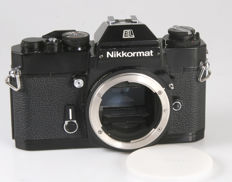 Nikkormat EL - body - black