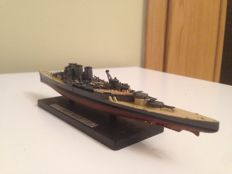 HMS HOOD -The world's largest warship