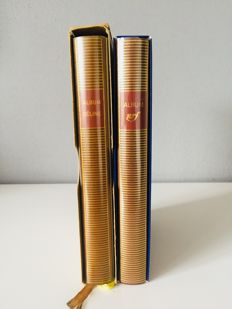 Bibliothèque de la Pléiade; Lot with 2 volumes from the series - 1977/2000