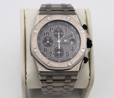 Audemars Piguet - Royal Oak Offshore Chronograph - 26170TI.01.1000TI.01 - Masculin - 2011-prezent